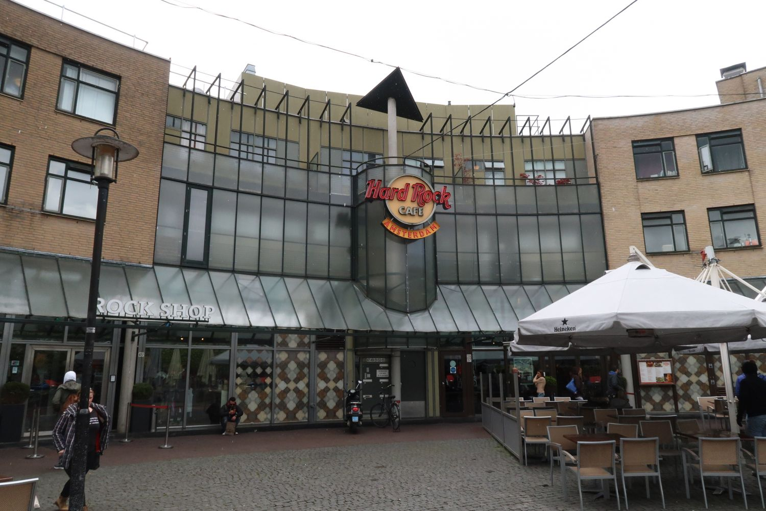 Hard Rock Café Amsterdam